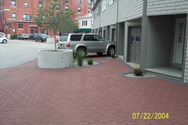 commercial paving street printing