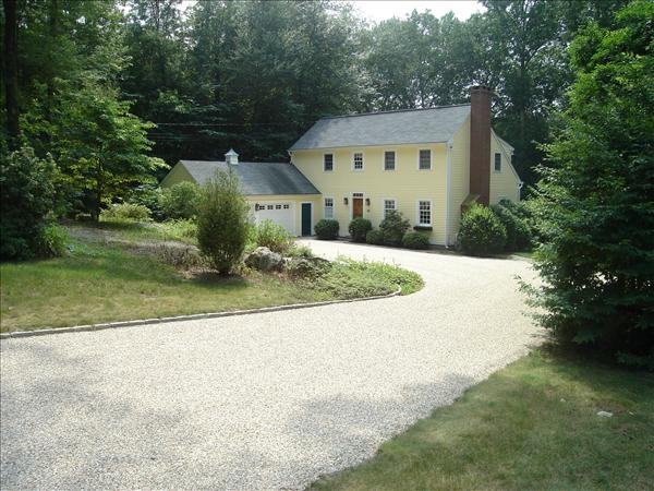 residential paving oil stone
