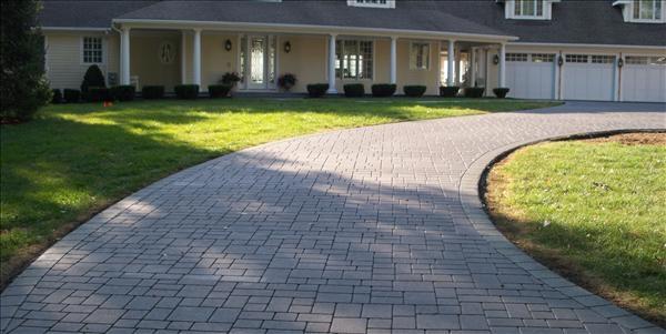 residential paving streetprint